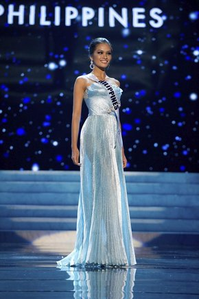Miss Filipinas, Janine Tugonon. EFE / END