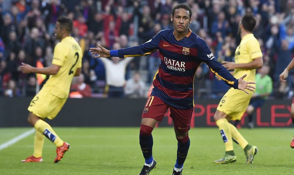 Neymar sigue en la mira del Real Madrid.