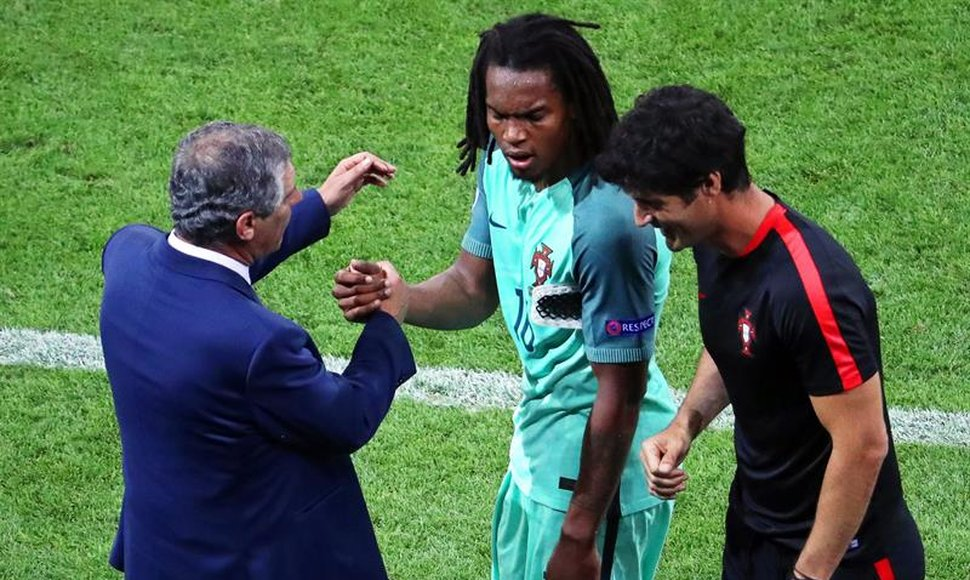 Renato Sanches (c).