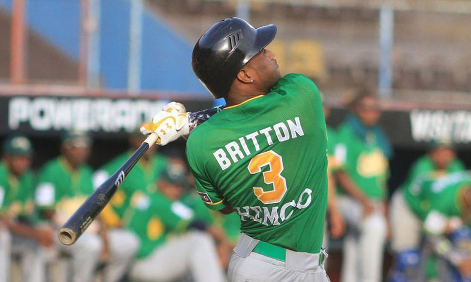 Dwight Britton es el de mayor poder en el Pomares.