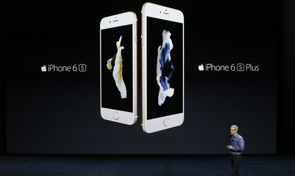 El iPhone 6S y el 6S Plus