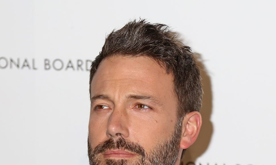 El actor y director Ben Affleck.