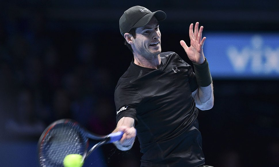 MURRAY SIGUE DEFENDIENDO LA CÚSPIDE DEL ATP.