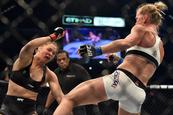 Rousey fue hospitalizada
