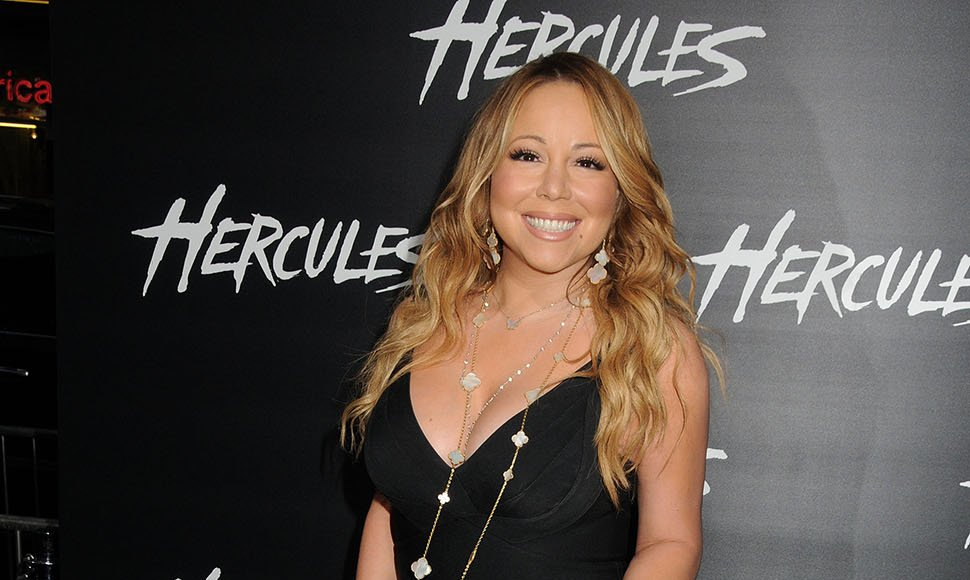 Mariah Carey. Internet / END