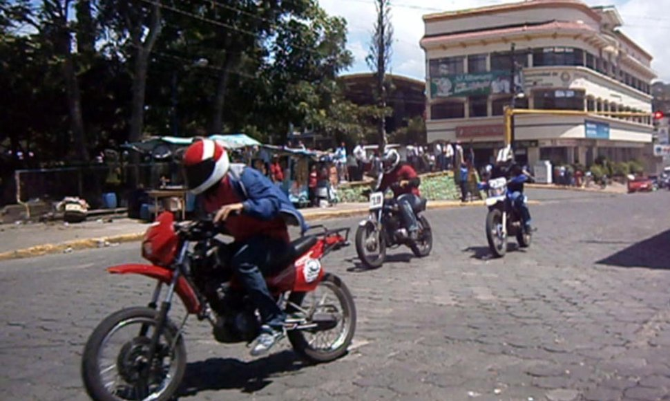 NO MÁS RUIDOS EN MOTOS. FRANCISCO MENDOZA/ END