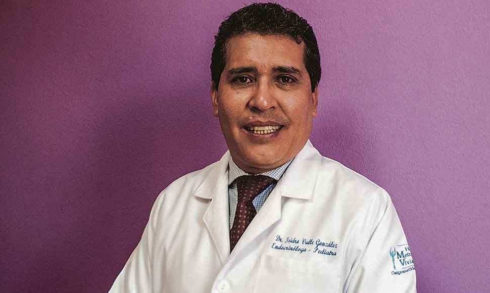 Doctor Isidro Valle.
