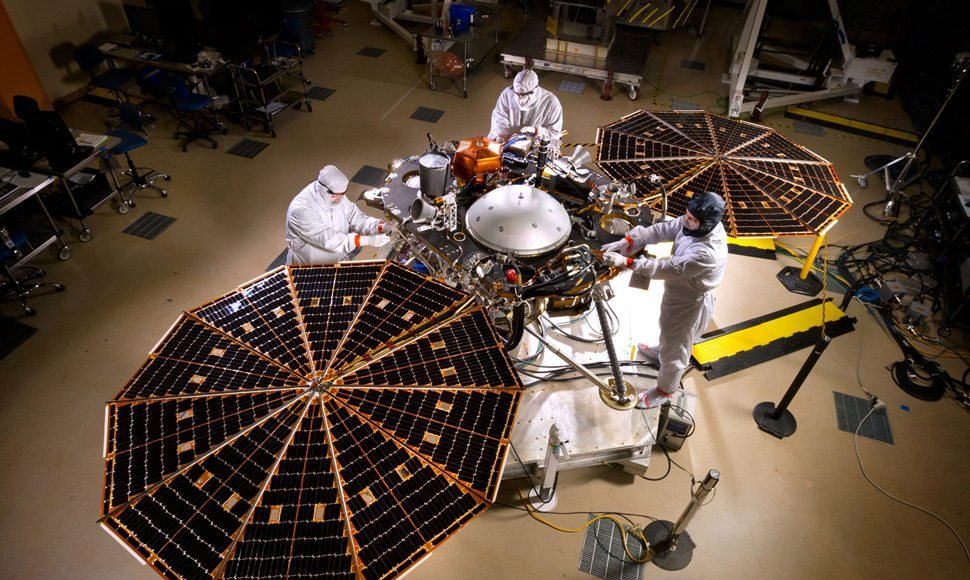 Nasa suspende misión de 2016 Insight para explorar el interior de Marte.