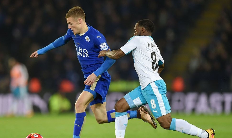 El Leicester sigue imparable en la Premier.