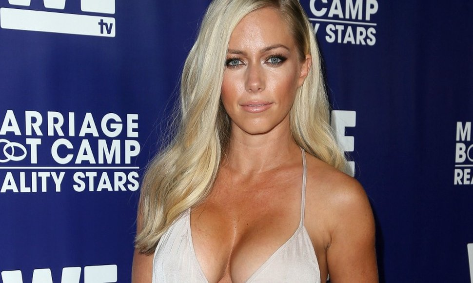 Kendra Wilkinson-Baskett.
