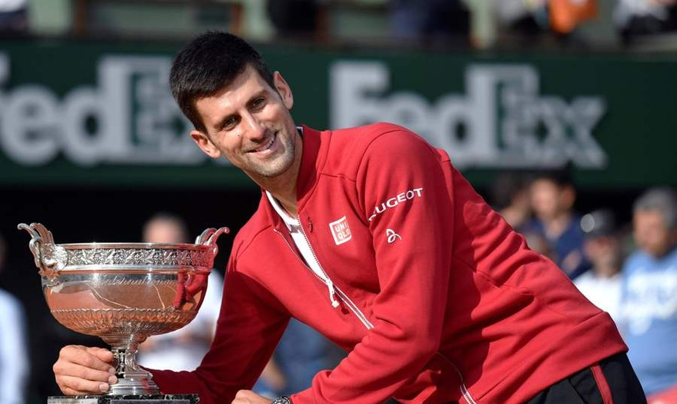 Novak Djokovic no perdonó a Andy Murray.