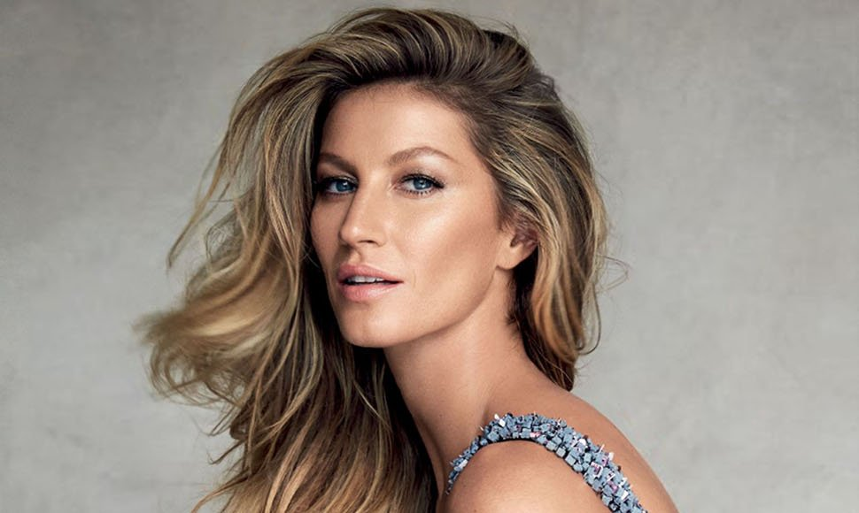 Gisele Bündchen. Internet / END