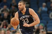 Marc Gasol  regresa animado