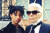 Willow Smith se adueña cada vez más de la marca Chanel