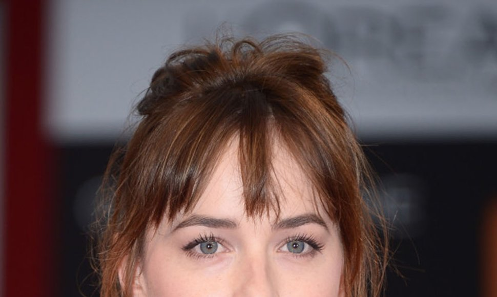 Dakota Johnson. INTERNET/ END