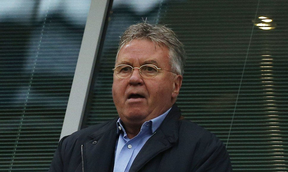 Guus Hiddink.