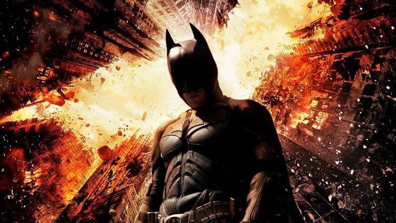The Dark Knight Rises. (2008)