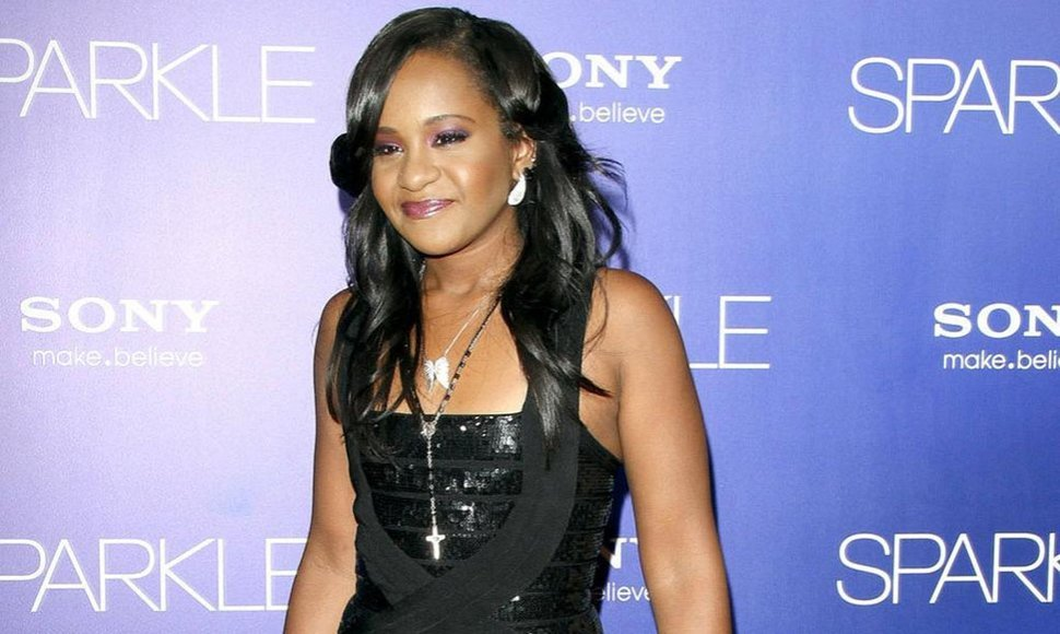 Bobbi Kristina Brown.