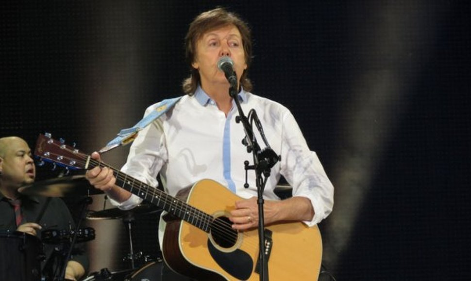 Paul MacCartney