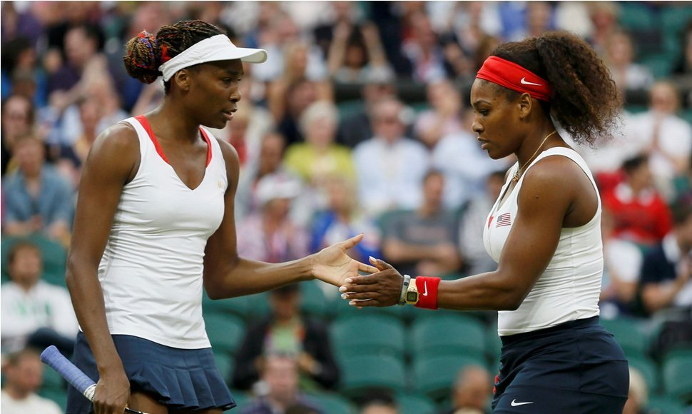 Las hermanas Williams.