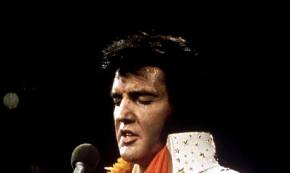 Elvis Presley. Internet / END