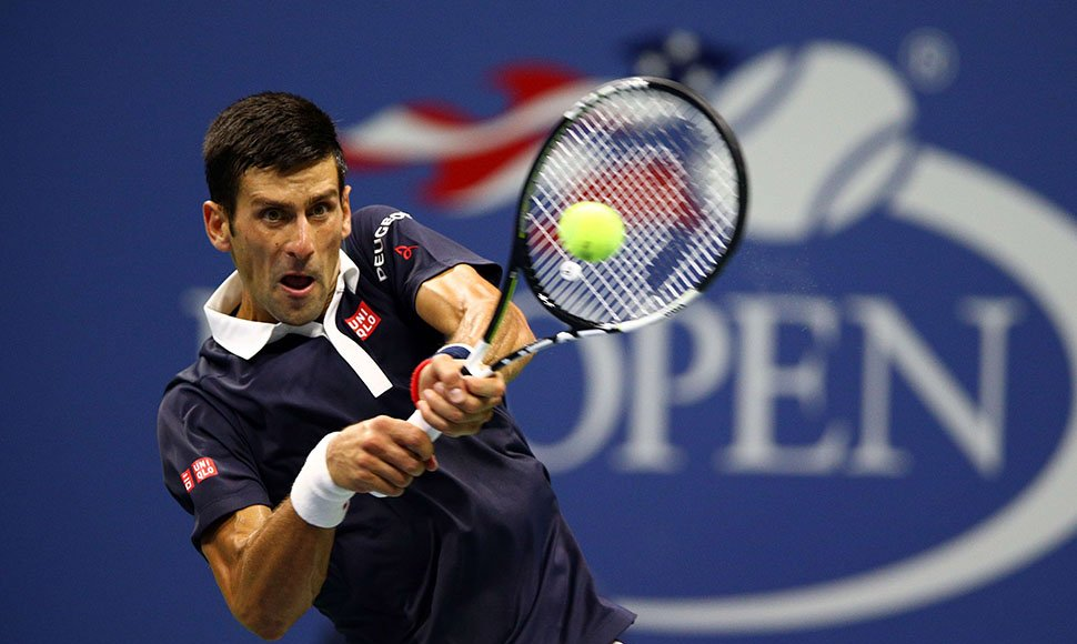 Novak Djokovic está más cerca de disputar la final del US Open.