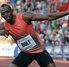 Bolt amenaza a Gatlin