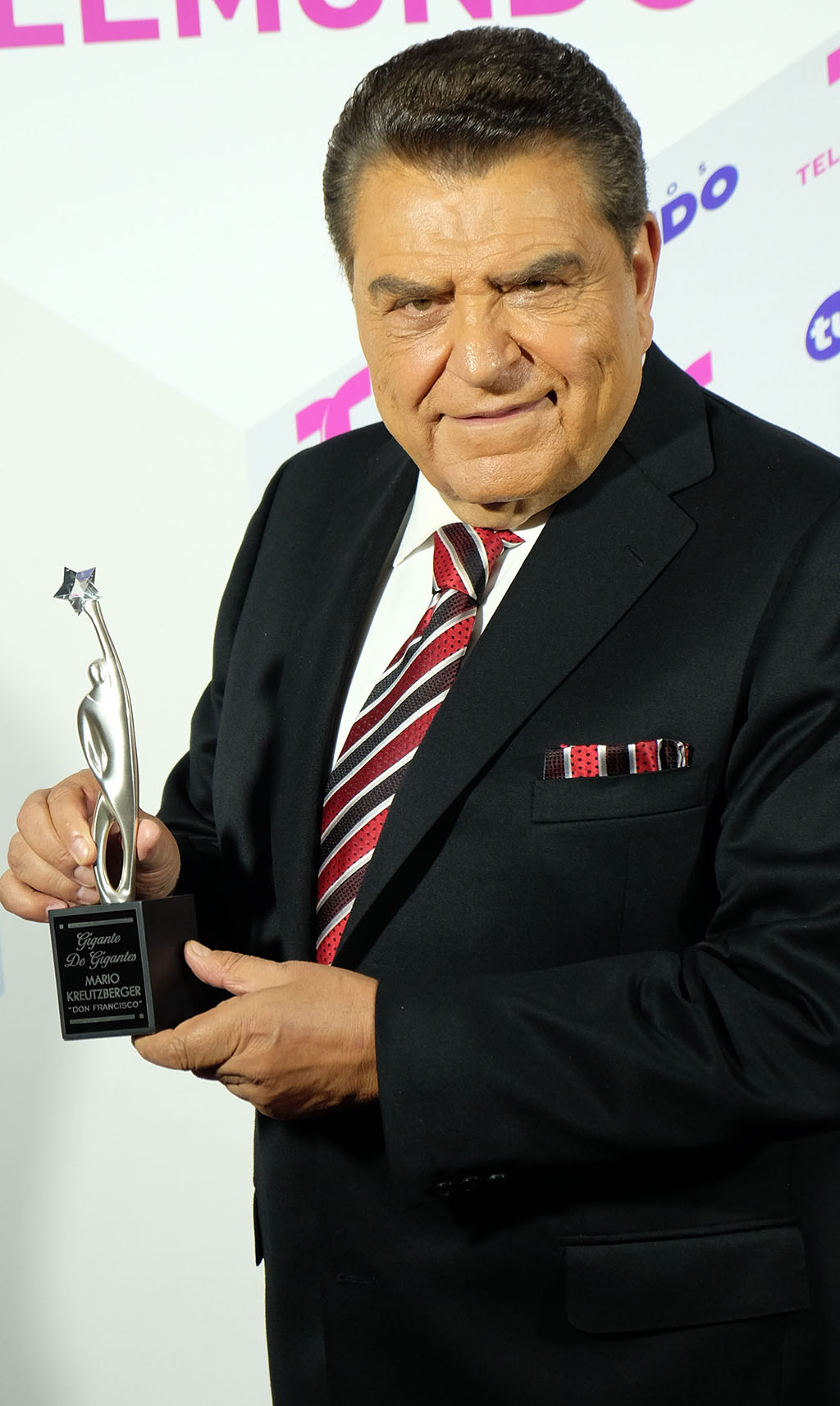 DON FRANCISCO. EFE