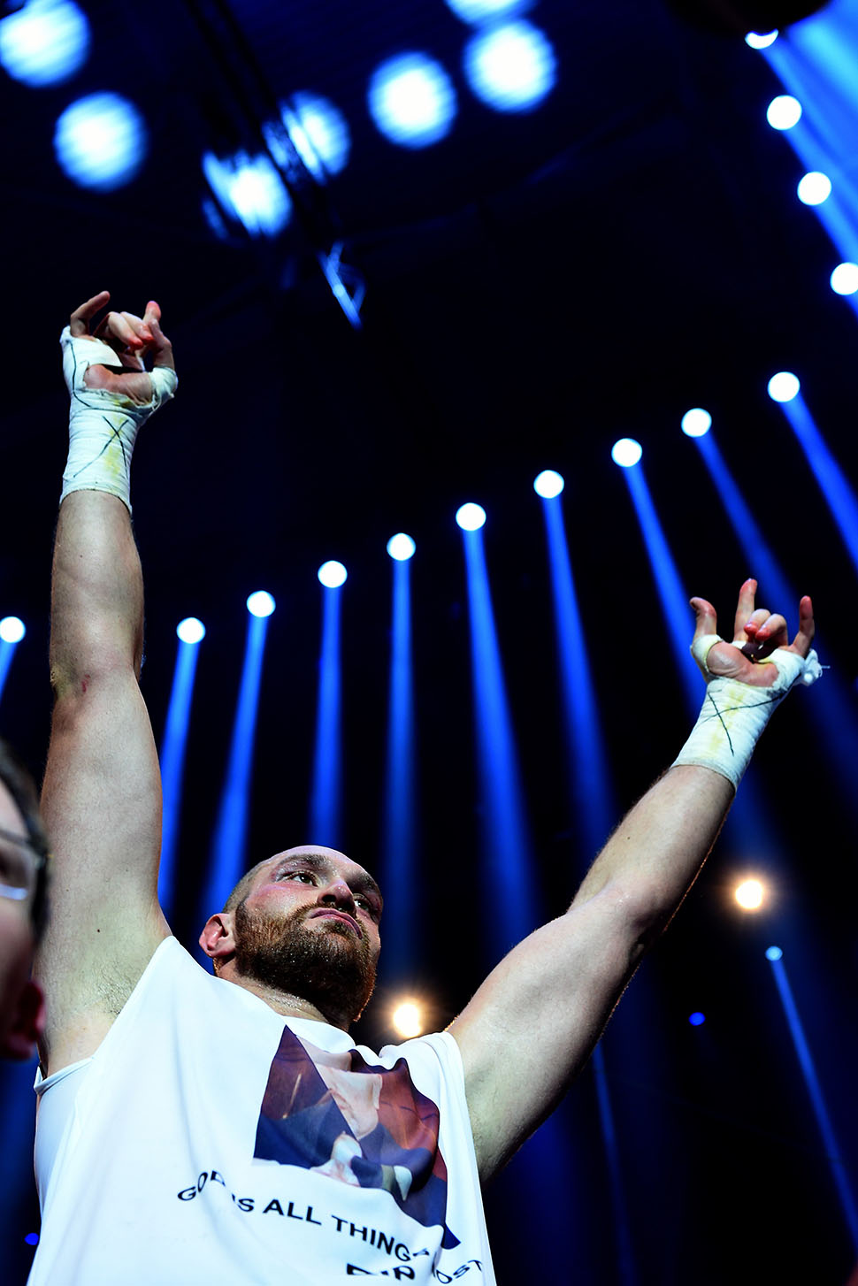 Tyson Fury. AFP / END