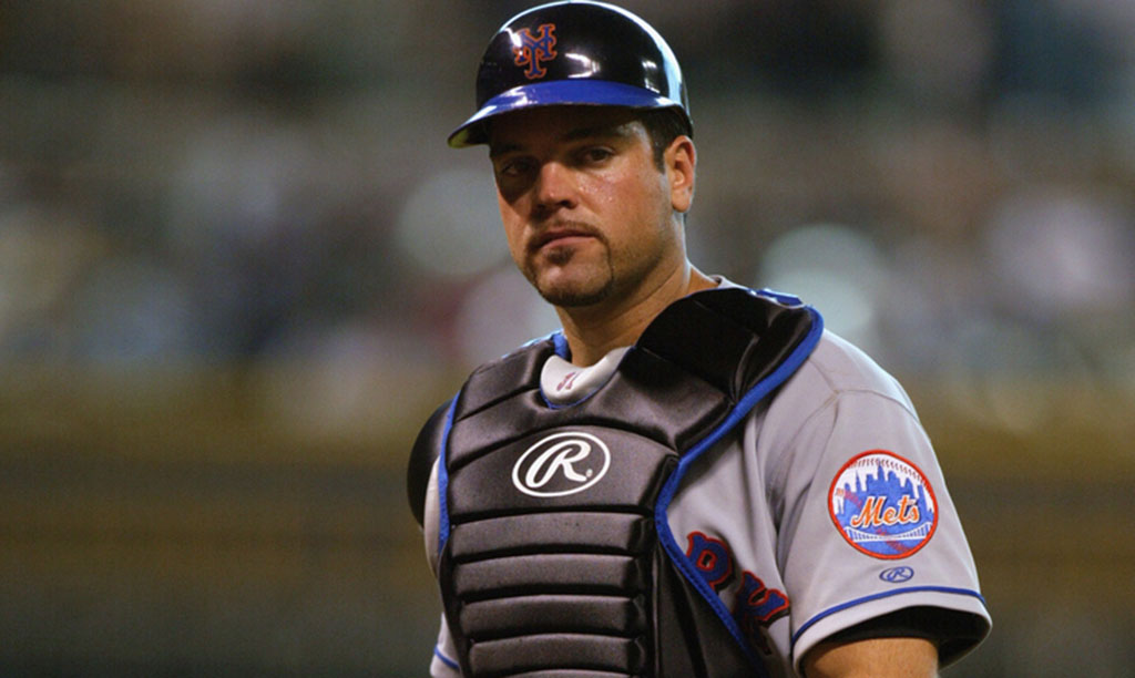 Mike Piazza.