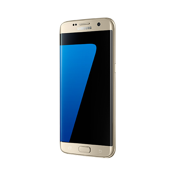 El Samsung Galaxy S7 Edge.