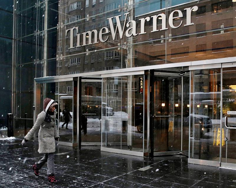 Sede de Time Warner en Nueva York / EFE
