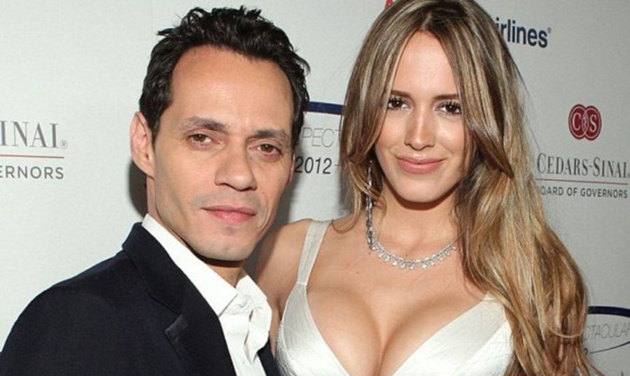 Marc Anthony y Shannon de Lima Archivo/END