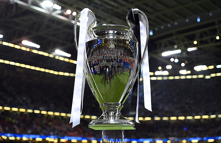 El trofeo de la Champions League. EFE/END