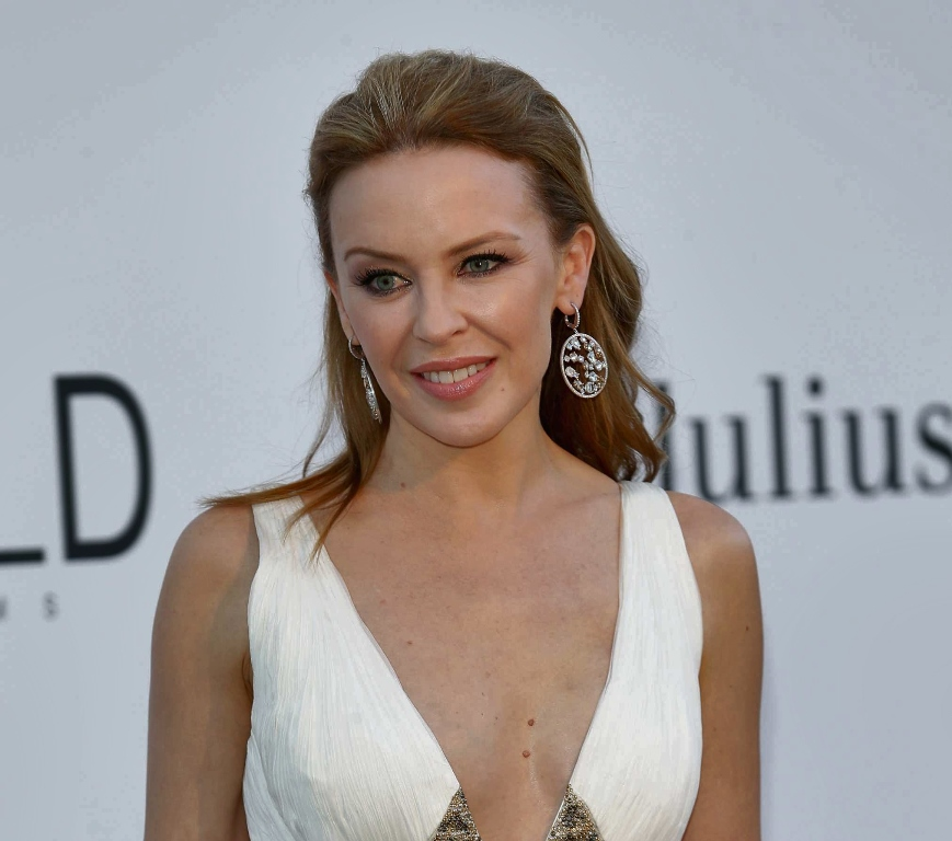 Kylie Minogue, cantante