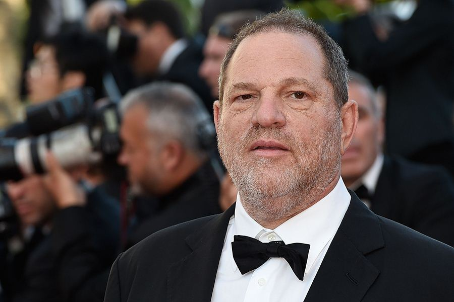 Harvey Weinstein, productor de Hollywood, acusado de acoso sexual por varias actrices. Foto: Archivo / END.