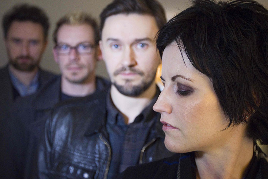 Dolores O´Riordan, vocalista de The Cranberries. EFE/END