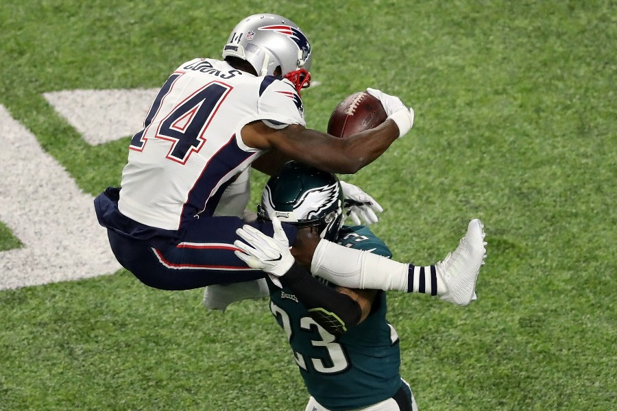 Eagles vencieron a Patriots en el super bowl 52. EFE/END