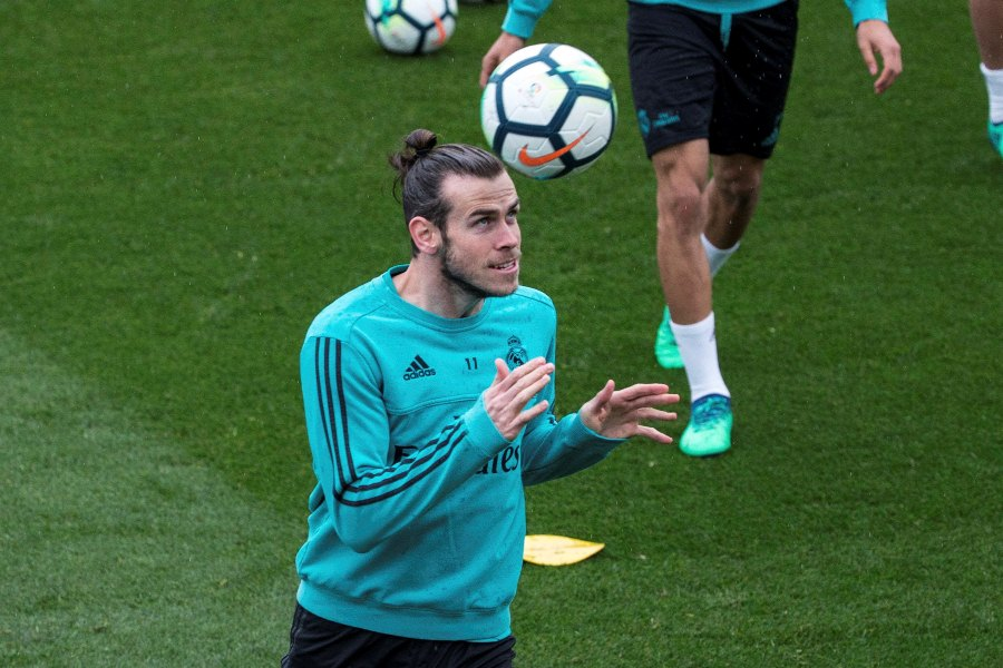 Gareth Bale, jugador del Real Madrid. Foto: EFE/END