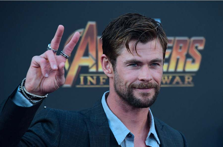 Thor (Chris Hemsworth). Foto: AFP/END
