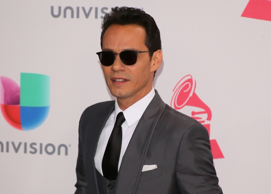 Marc Anthony, cantante. Foto: Archivo / END.