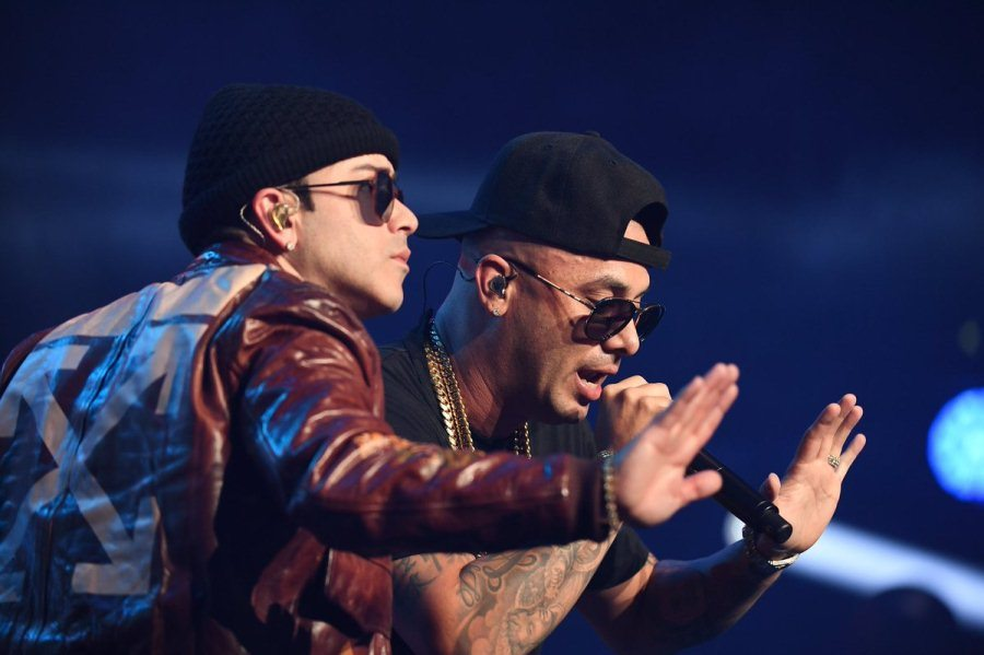 El dúo musical Wisin y Yandel. Foto: Cortesía / END.