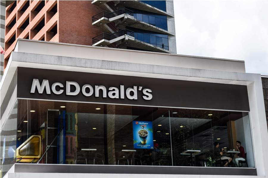 McDonalds en Caracas. END/EFE.