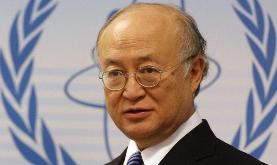 Yukiya Amano, director general del OIEA. Archivo/END