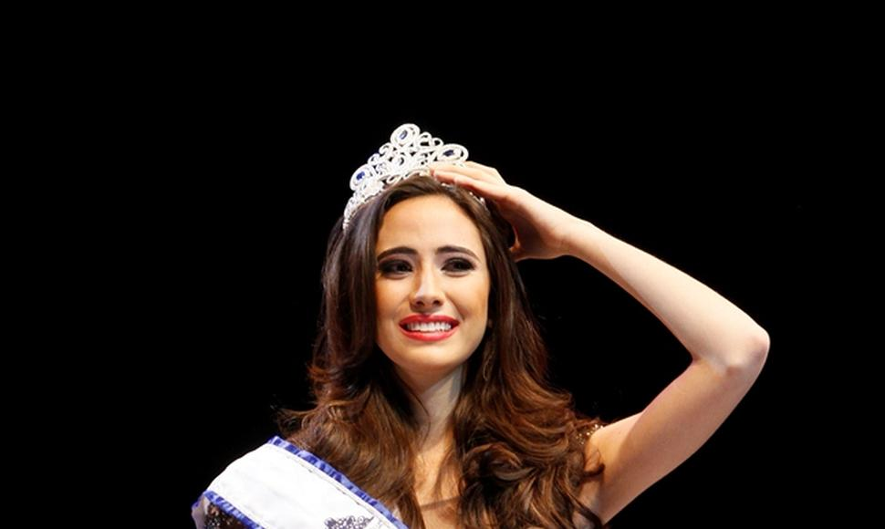 Marina Jacoby, Miss Nicaragua 2016. Archivo/END