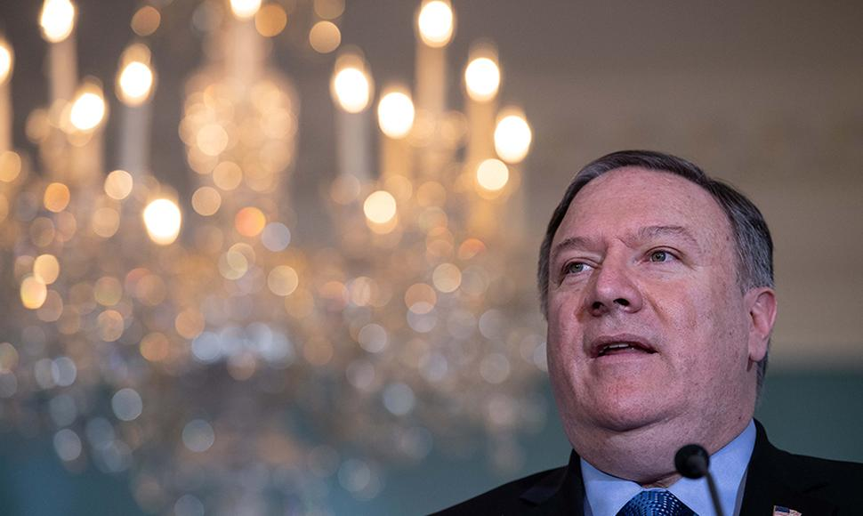 Mike Pompeo. Archivo/END