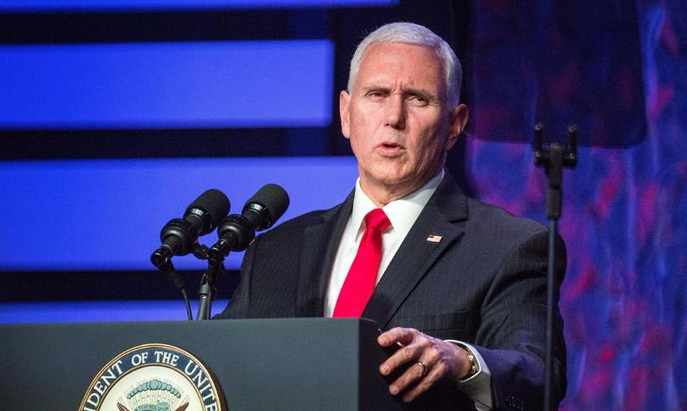 Mike Pence. Archivo/END