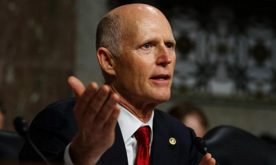 Rick Scott, exgobernador de Florida y actual senador. Cortesía/END