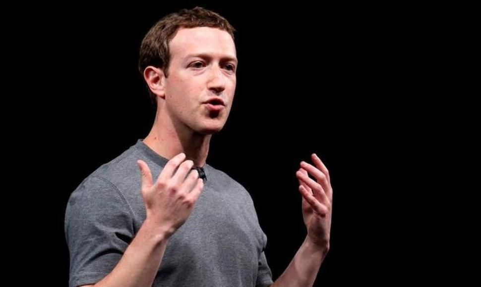 Mark Zuckerberg, dueño de Facebook. Archivo/END
