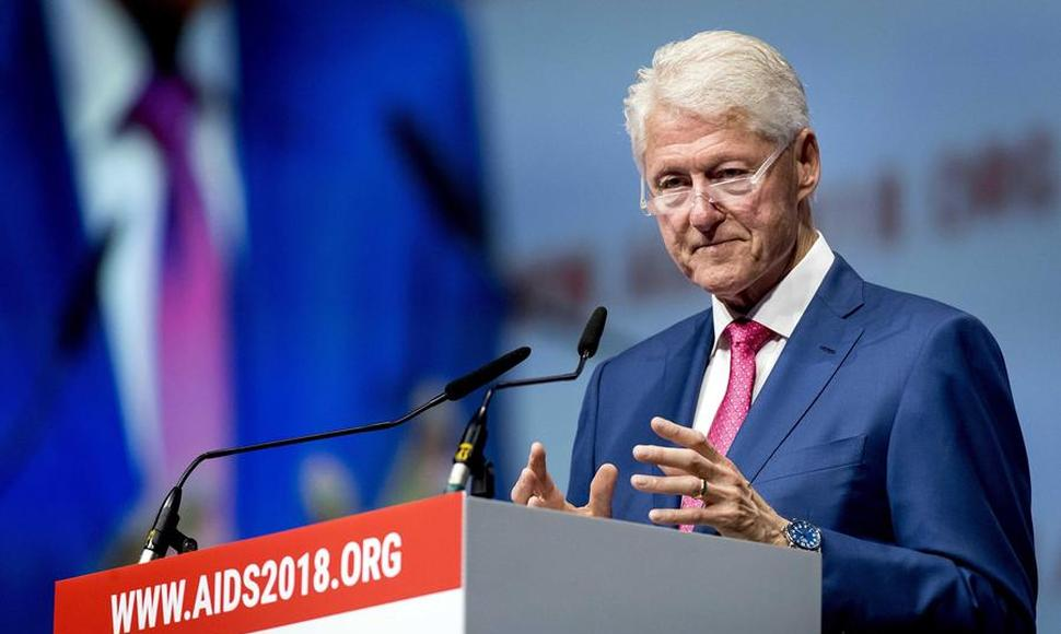 Bill Clinton, expresidente de Estados Unidos. Archivo/END